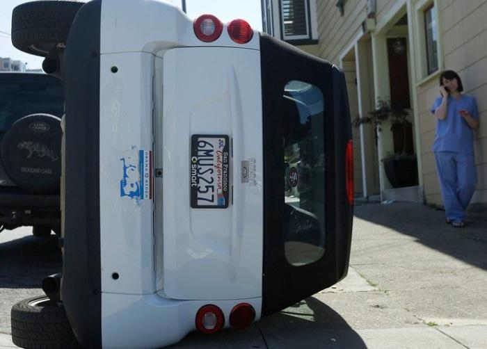 Flipped-Smart-Car